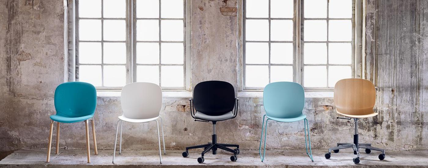 Noor -Kontorindretning -kontormøbler