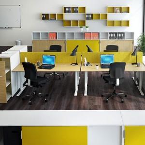 Delta - kontoropbevaring - skabe- Kontormoebler - kontor