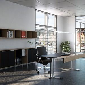 Delta - kontoropbevaring - skabe -Kontormøbler