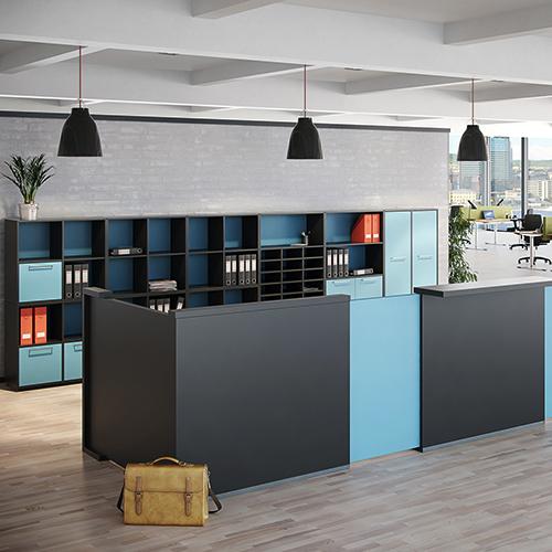 Dencon -Delta- Kontormoebler - kontor