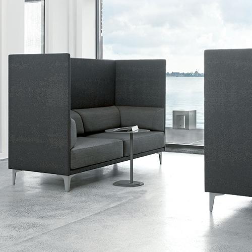 ApoLuna -lounge - kontorindretning – loungesaet – sofa -akustik