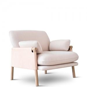 lounge - kontorindretning –Savannah– laenestol