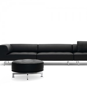 sofa - Delphi - kontorindretning – loungesaet