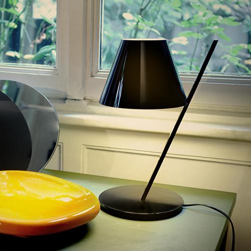 Lamper - la- Petite- Table – arbejdslampe - bordlampe – sort