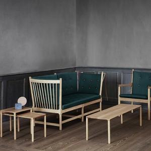 Stol - lounge - Tremmesofaen – loungesaet