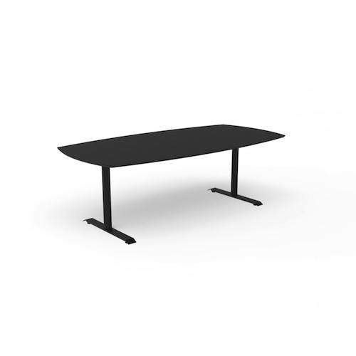 Jazz-Moedebord – arbejdsbord -Fazet - indretning-sort