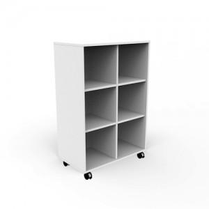 Jive-Kontoropbevaring – kontorskabe – kontorindreting - hvidt