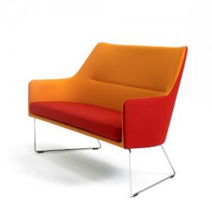 1204- Sofa- kontorindretning – loungesaet