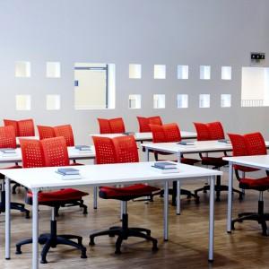 Conventio – moedestol – kontorindretning -konferencestole-haag