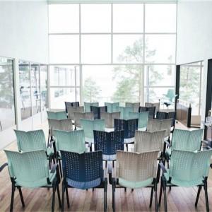 Haag-Conventio- moedestol – kontorindretning -konferencestole-haag