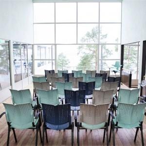 Haag-Kantinestol -Conventio– moedestol – kontorindretning -konferencestole