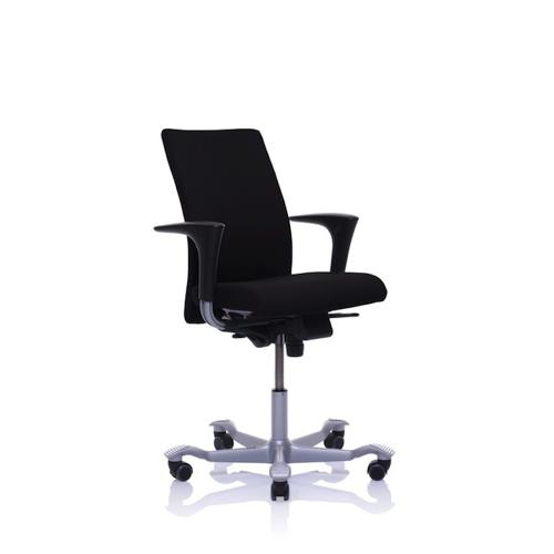 Haag-H04-Kontorstole - arbejdsstol – ergonomi - armlaen