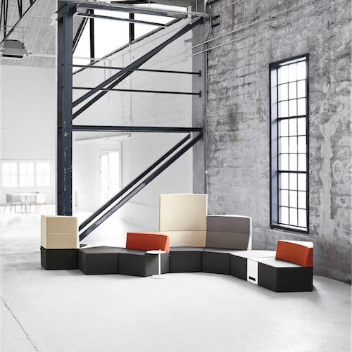 Modulsofa -Manhattan – loungesaet