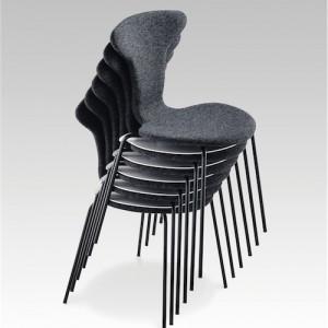 Kantinestol – moedestol – Munkegaard -konferencestole-design - stabelstole
