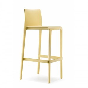 Pedrali-Barstol – hoej stol – Volt – kontorindretning