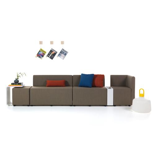 sofa - B-bits- kontorindretning – loungesaet
