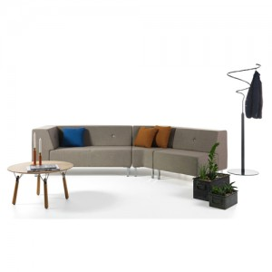 sofa - lounge - kontorindretning – U