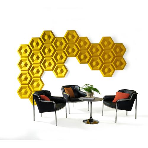 Beehive-Akustik – akustikvaeg –Pebble