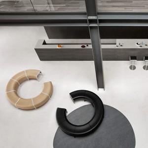 Za System-modulsofa - lounge - kontorindretning – loungesaet