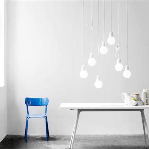 Bulb -pendel - design– belysning-