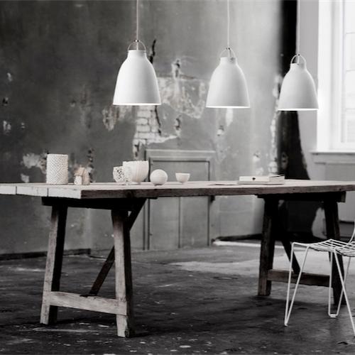 spisebordslampe design Caravaggio   Pendel   Lampe   Belysning   Design   Kontor spisebordslampe design