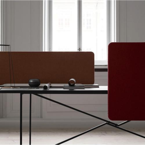 skillevaeg – edge -bordskaerm -akustik