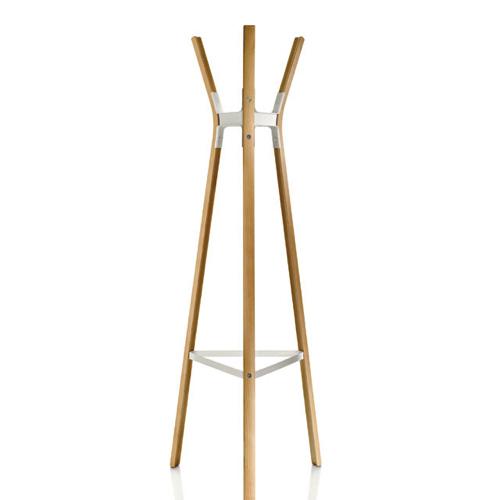Kontortilbehoer - Steelwood – garderobe – stumtjener