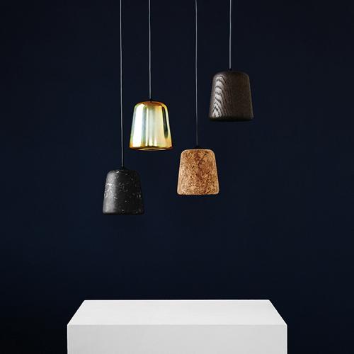 Material-pendel - design– belysning