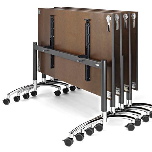Sharp -Kantinebord-klapbord-foldebord