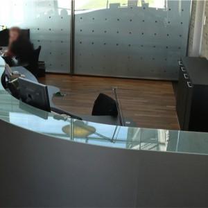 Reception - skranke - desk – Base