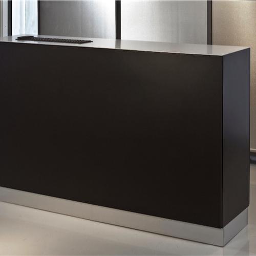 Reception - skranke - desk – Stå