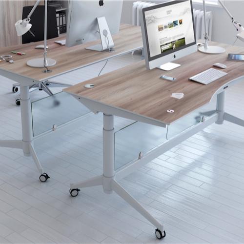 Zetby-haevesaenkebord - arbejdsstation – kontor-lyst