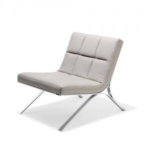 Skool - kontorindretning – loungesaet - laenestol-hvid