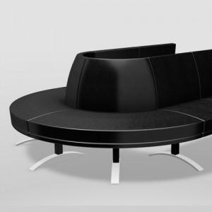 Modulsofa - Ufo - kontorindretning – loungesaet
