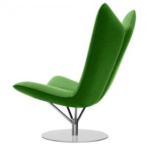 lounge - Angel – loungesaet - laenestol-groen