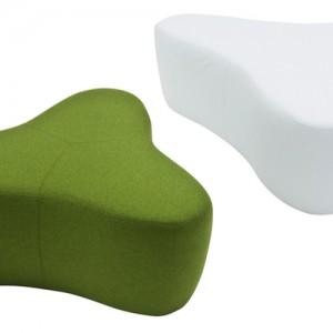 Chat-Puf - lounge - kontorindretning – loungesaet