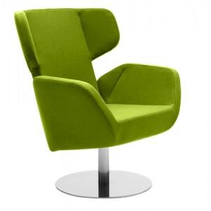 Cosy-lounge - kontorindretning – loungesaet - laenestol
