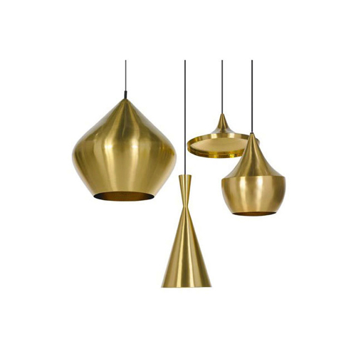 Lamper -pendel- Beat – belysning-guld
