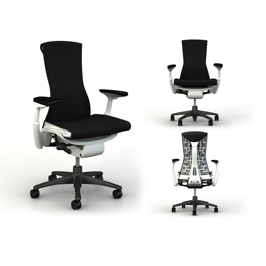 embody-Kontorstole - arbejdsstol – ergonomi