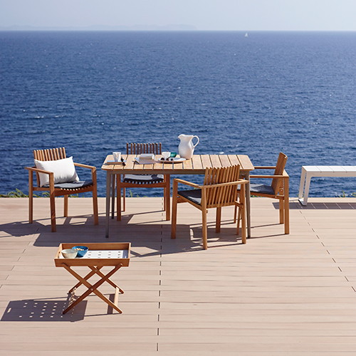 Udendørsmøbler - Havemøbler - Loungesæt - Kontorindretning - Sofa