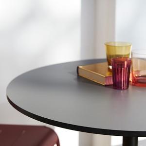 Cafebord – sort-Go