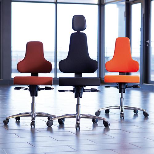 700-Kontorstole - arbejdsstol - kontorstol – ergonomi