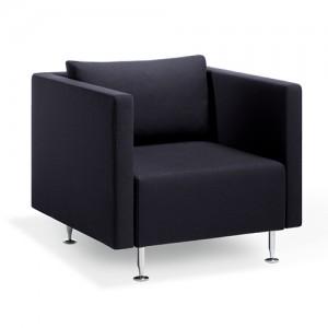 Sopha-lounge - kontorindretning – loungesaet - laenestol