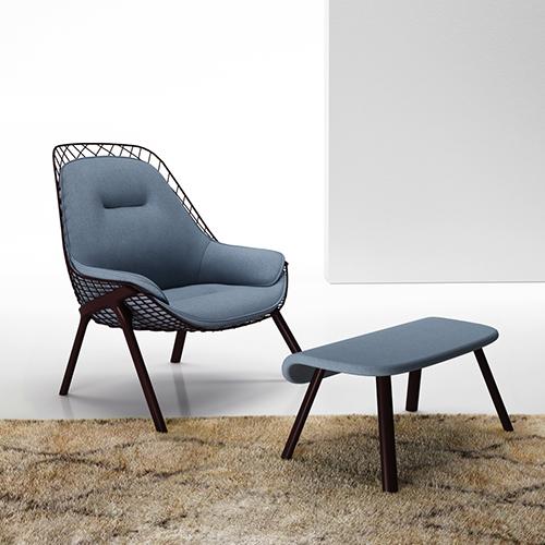 Alias - Gran - Kobi - Lounge - Stole - Kontormoebler - Laenestole - Loungemoebler