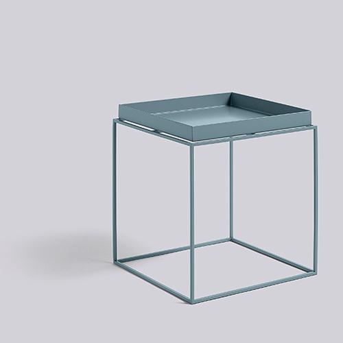 Tray fra HAY - Praktisk bakkebord - Nordisk design - Flere størrelser og farver