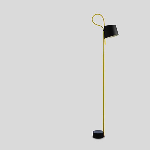 HAY - Lamper - Gulvlamper - Kontoemoebler - WH- Rope -Trick