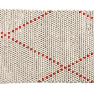 Dot Carpet fra HAY - Flotte moderne uldtæpper - Flere varianter - Kontormøbler