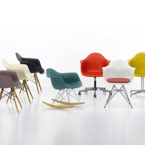 Vitra - Eames - DAR - Konferencestole - Moedestole - Kontormoebler