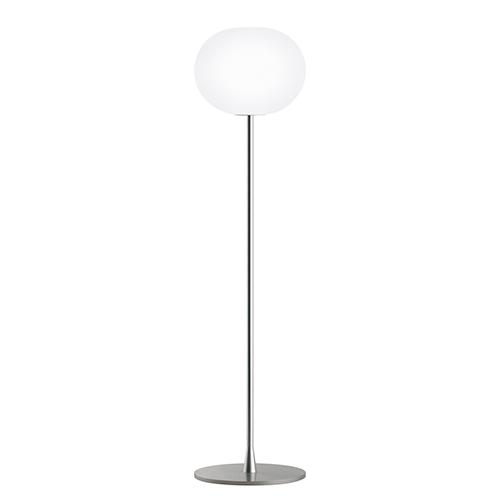 Flos-Glo-ball-F-Lamper---Arbejdslampe---Kontorindretning---Belysning---Design---Gulvlampe