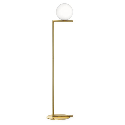 Flos-IC-F-Gulvlampe - Standerlampe-Kontorindretning---Belysning---Design---Gulvlampe